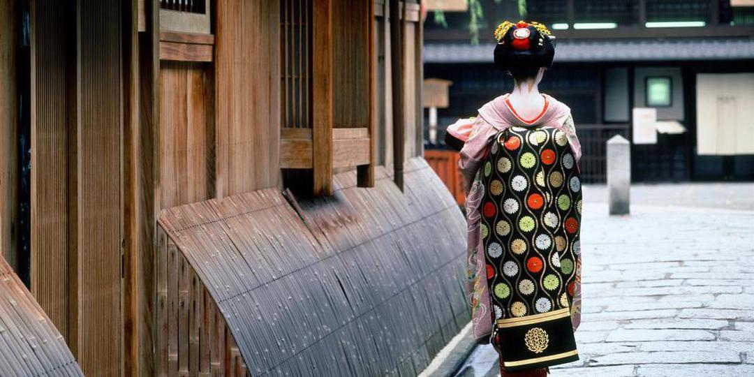 京都最大艺伎园 揭秘日本隐藏的艺伎传统