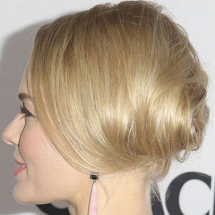 The Chignons  Chignons 髮髻就是長青的髮型,為髮髻增加空氣感,高貴又時尚。