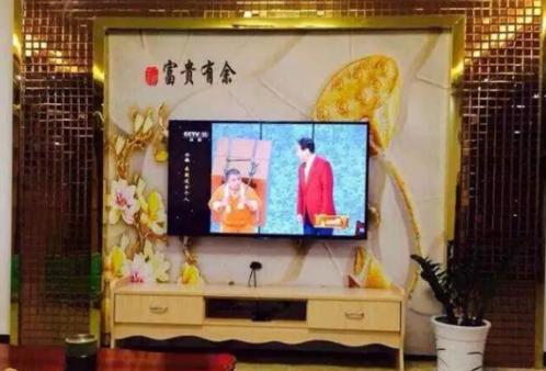 给人留下丑印象的家 99%都败在了电视背景墙上