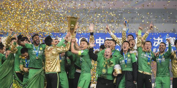 国安2-2鲁能总分3-3夺冠