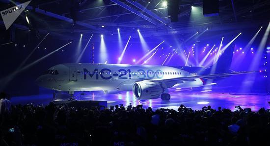 叙利亚航空谈判购买俄罗斯MC-21客机