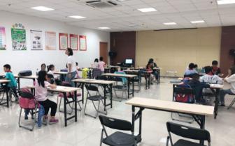 潜江工商局高石碑工商所开展培训机构专项治理行动