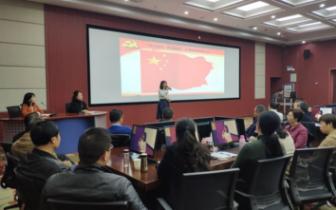 潜江市委党校在全省首创党性教育实训特色课程