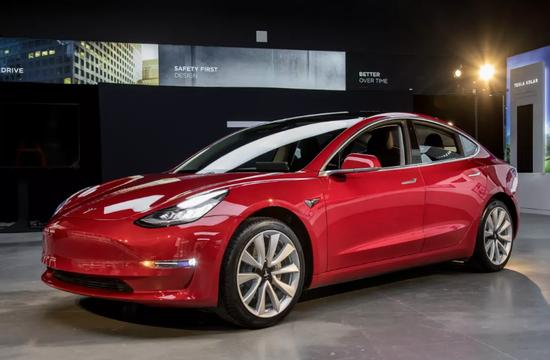 特斯拉实现Model 3日产量1000辆目标【多图】