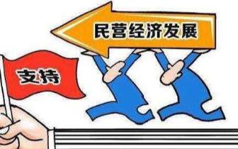 为民营经济发展提供坚强政治保障