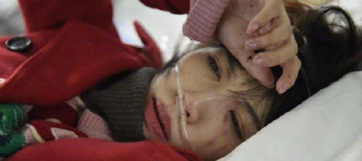 马蓉持凶器吓晕王宝强母亲 任晓妍称:她就是戏精