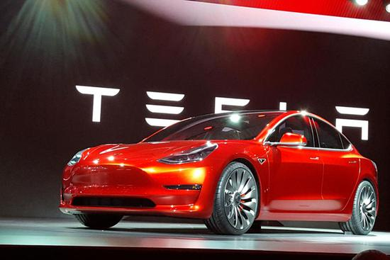 目标终达成 特斯拉Model 3周产能提升至7000辆