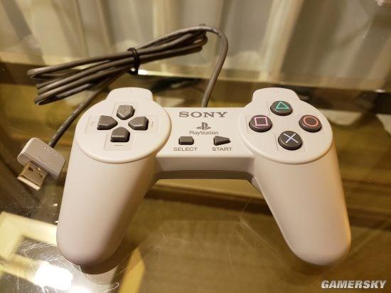 索尼PlayStation Classic开箱:满满的经典回忆