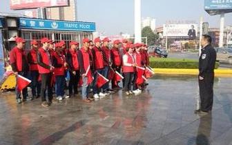"""孝昌交警深入驾校开展""""122全国交通安全日""""宣教"""