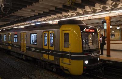 中国列车改善布宜诺斯艾利斯市民出行