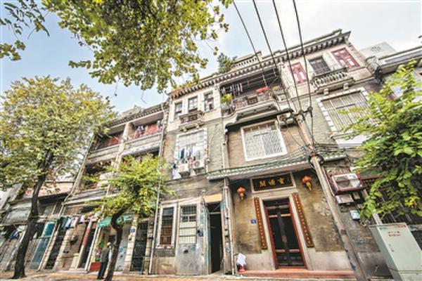 广州宝源路变身文艺街:传统民居如何再现光彩?