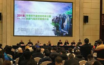 重庆万盛世界地质公园创建与旅游发展研讨会举行