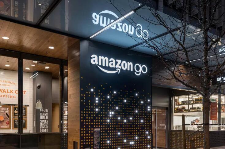 亚马逊正在更大门店测试其无人店技术 面向面积更大商店