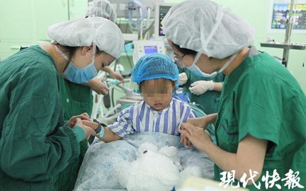 山东3岁小女孩得了乳腺癌 半世纪以来全球第三例