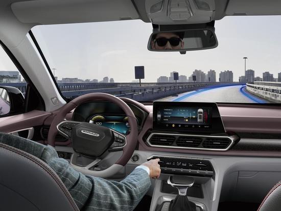 自动驾驶为卖点  宝骏RS-5将于明年上市
