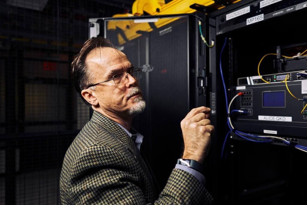 纽约时报:量子加密技术竞争加剧 中国目前领先