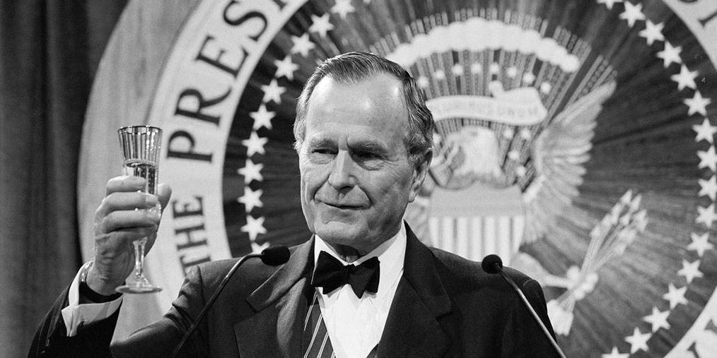 NASA悼念美前总统布什对太空事业的支持