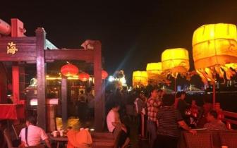 少年珠江夜游落水 记者回访:游人不减 涉事船只停运