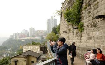 """重庆""""山城步道""""重获新生"""