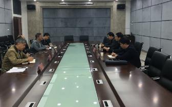 潜江市领导率队赴黄陂学习考察基层党建和人才工作