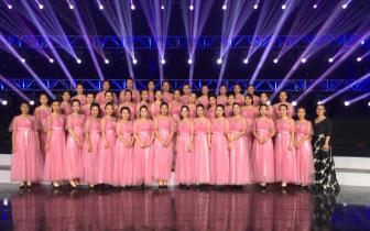 【唐院快讯】唐院大学生合唱团赴京录制合唱春晚