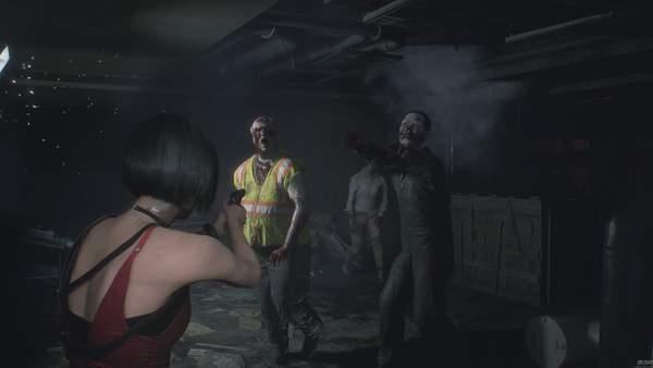 《生化危机2重置》不仅有画面重置 还在恐惧压迫感上下狠料