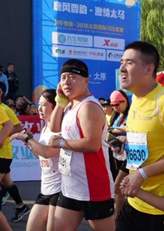 郭伟伟:一个坚持跑步的人,运气不会太差