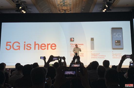 高通骁龙855发布,5G大幕拉开,新一轮手机大战在即
