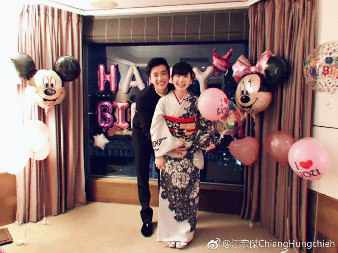 三年抱两!江宏杰宣布福原爱怀二胎 已怀孕6个月