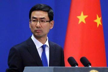 蓬佩奥再指责中国 耿爽:中美元首会晤你现场鼓掌