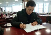 """内蒙古""""励志哥""""40岁上大学:希望3年毕业然后考研"""