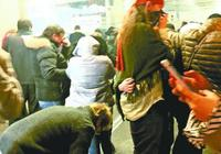 中国留学生图卢兹地铁站亲历骚乱:差点被呛死