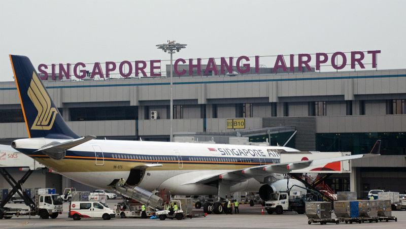 资料图:新加坡机场