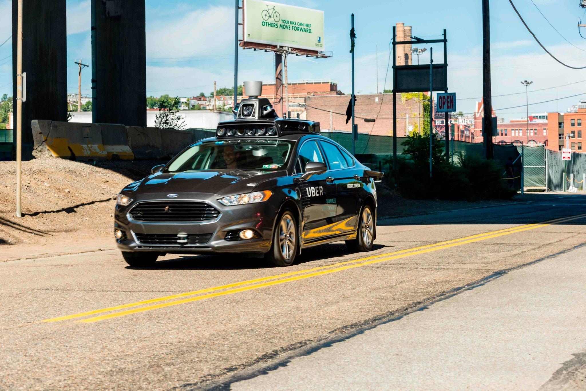 Uber即将恢复无人驾驶测试:规模缩小 车速减慢