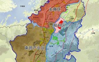河源江东新区加强土地利用管理,土地规划图曝光!宅地