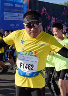 张永哲:像跑步一样的坚持,是一个普通人的伟大