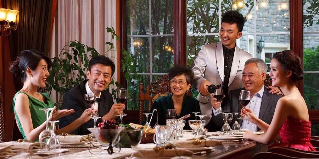 邂逅周末 惊艳时光丨全羊宴 法拉利 高端白酒品鉴会为