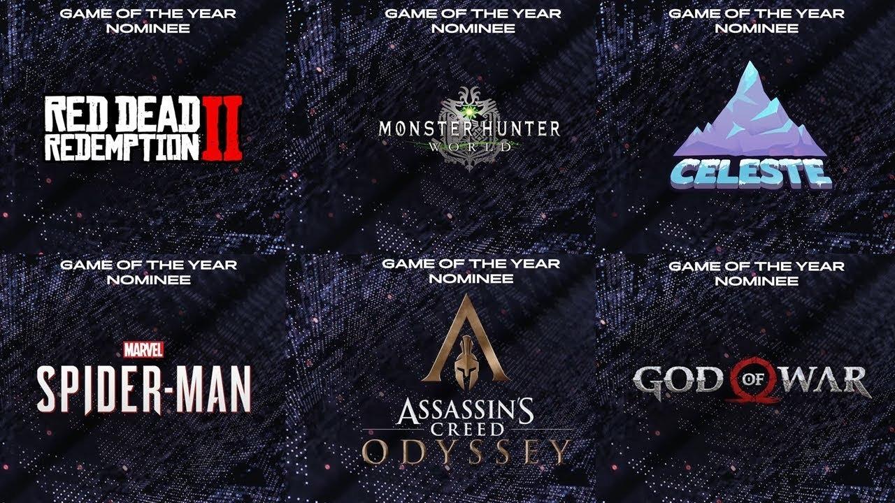 TGA小科普:六个年度游戏候选,到底都是什么鬼?