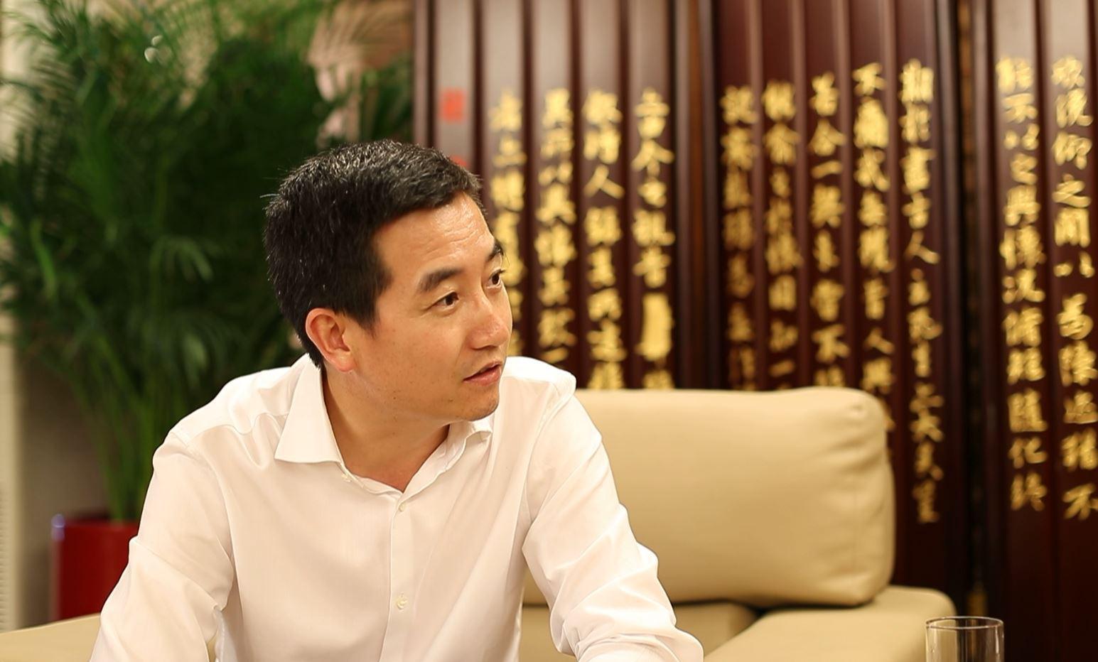 王广宇:很多科技型中小企业从没有拿到过银行贷款
