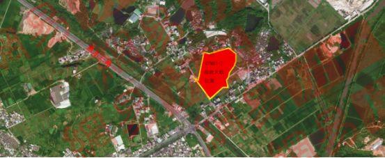 韩东新城意溪镇143亩宅地被退回,加价7479万元再次挂牌出让