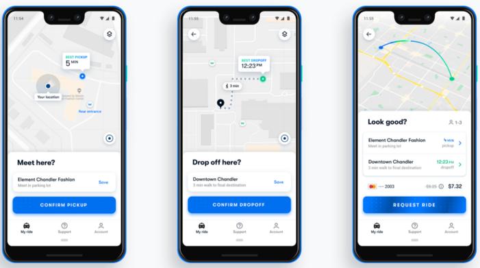 Waymo推出商业无人驾驶出租车服务 类似叫辆滴滴