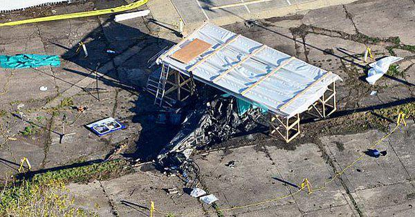 维猜坠机事件官方调查结果:飞机踏板出现严重故障