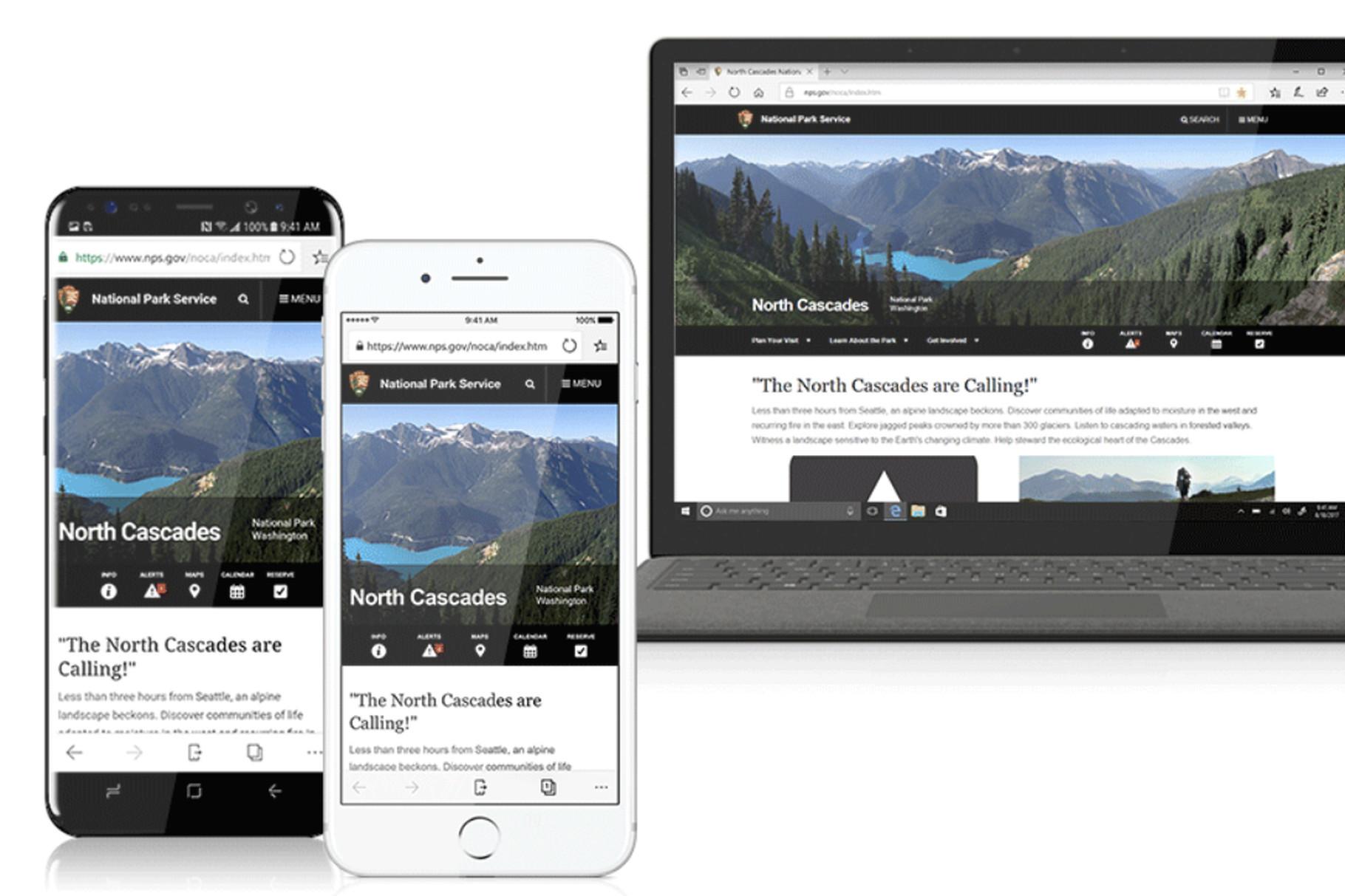 微软重建Edge浏览器 以便于在Chromium渲染引擎下运行
