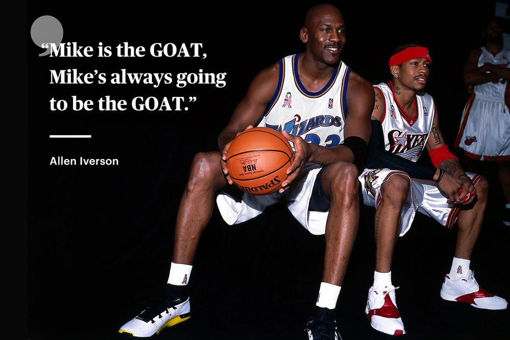 Allen Iverson:別跟我扯什麼數據,喬丹就是比詹姆斯強!-Haters-黑特籃球NBA新聞影音圖片分享社區