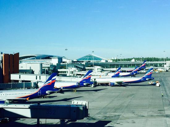 莫斯科机场将以伟人名字重新命名