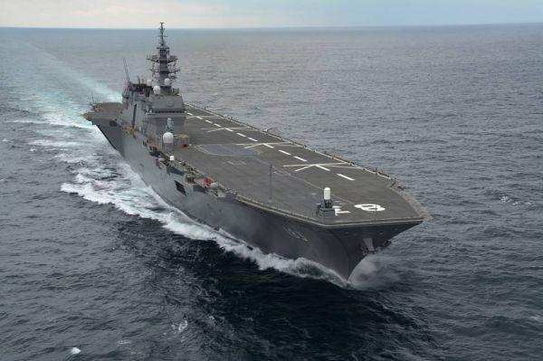 改装航母 增购百架F35:日防卫省提交新版防卫大纲