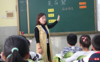 新世纪学校语文老师马洪俊:高效阅读背后的探索与收获