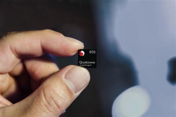 骁龙855、骁龙8cx官方图赏:携手变革手机、PC