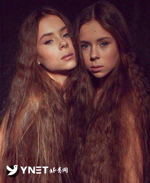 俄姐妹花入学模特学校 被逼减肥患病成活干尸