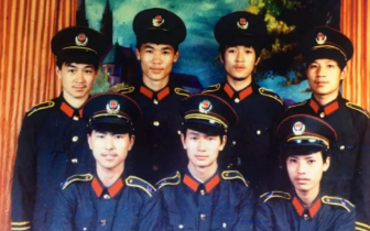 潜江公安改革开放的40年!瞧瞧以前的警察...